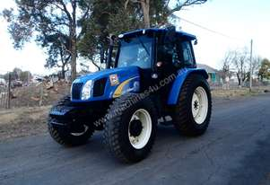 New Holland T5030 FWA/4WD Tractor