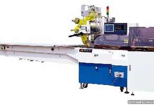 Horizontal Flow Wrapper (Electronic, Box Motion Jaw)