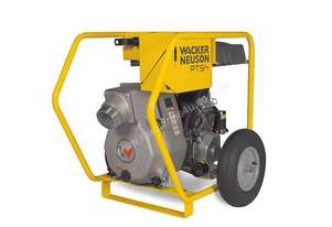Wacker Neuson PTS4V  Self Priming Trash Pumps
