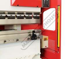 PB-170B Hydraulic CNC Pressbrake 176T x 4000mm CNC Fasfold 202 Control 2-Axis with Hardened Ballscre - picture17' - Click to enlarge