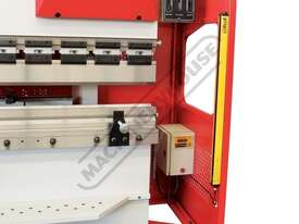 PB-170B Hydraulic CNC Pressbrake 176T x 4000mm CNC Fasfold 202 Control 2-Axis with Hardened Ballscre - picture18' - Click to enlarge