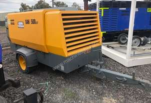 Atlas Copco XAHS500-CD, 500CFM AT 200PSI Diesel Air Compressor
