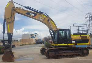 CAT 336DL IN GREAT CONDITION WITH LOW 6800 HOURS. READY FOR WORK