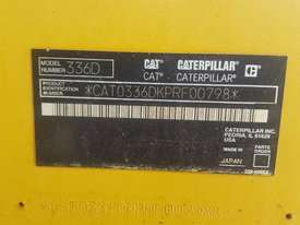 CAT 336DL IN GREAT CONDITION WITH LOW 6250 HOURS. READY FOR WORK - picture19' - Click to enlarge
