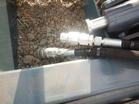 Unused 1800mm Hydraulic Auger Drive to suit Skidsteer Loader - 10419-33 - picture6' - Click to enlarge
