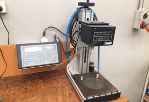 Telesis Pin Marking machine