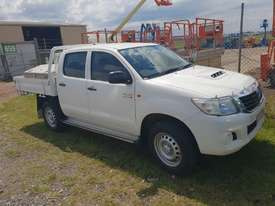 2015 Toyota Hilux KUN26R-PRADYQ (4x4) White Automatic 6sp A Dual Cab Utility - picture1' - Click to enlarge