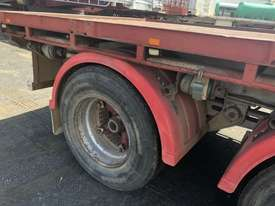 Barker Semi Flat top Trailer - picture10' - Click to enlarge