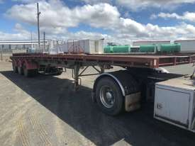 Barker Semi Flat top Trailer - picture0' - Click to enlarge