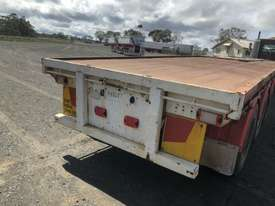 Barker Semi Flat top Trailer - picture12' - Click to enlarge