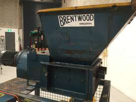 Brentwood shredder - picture0' - Click to enlarge
