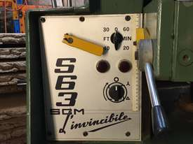 SCM L'invincible S63 Thicknesser - picture2' - Click to enlarge