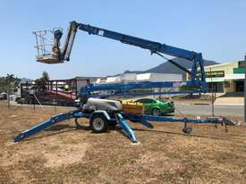 Genie TZ50 trailer mounted Z Boom (50ft lift height) - picture0' - Click to enlarge