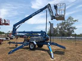 Genie TZ50 trailer mounted Z Boom (50ft lift height) - picture2' - Click to enlarge