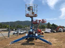 Genie TZ50 trailer mounted Z Boom (50ft lift height) - picture3' - Click to enlarge