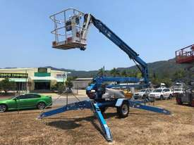 Genie TZ50 trailer mounted Z Boom (50ft lift height) - picture4' - Click to enlarge