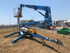Genie TZ50 trailer mounted Z Boom (50ft lift height) - picture11' - Click to enlarge