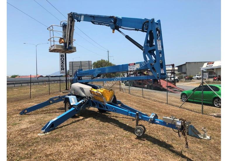 Genie TZ50 trailer mounted Z Boom (50ft lift height)