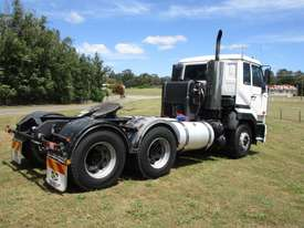 Nissan CWB483 Primemover Truck - picture6' - Click to enlarge