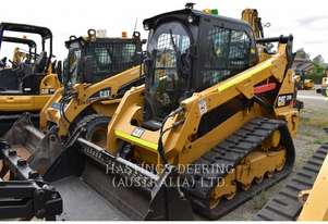 CATERPILLAR 259DLRC Multi Terrain Loaders