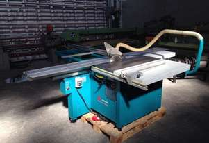 Compact Panelsaw from Austria. 2600mm