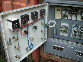 Generator control pannel - picture1' - Click to enlarge