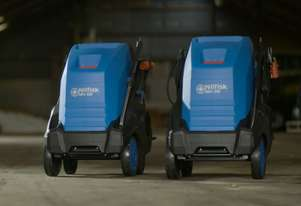 NEW Industrial Gerni Blue MH3C 145/600 Hot Pressure Washer