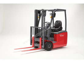 New NICHIYU THREE-WHEELER FBT20-80 counterbalance forklift - picture3' - Click to enlarge