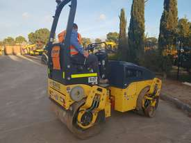 2013 BOMAG BW120AD-4 TANDEM ROLLER WITH 694 HRS - picture0' - Click to enlarge
