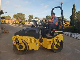 2013 BOMAG BW120AD-4 TANDEM ROLLER WITH 694 HRS - picture7' - Click to enlarge