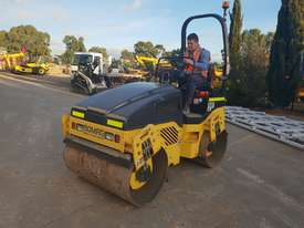 2013 BOMAG BW120AD-4 TANDEM ROLLER WITH 694 HRS - picture9' - Click to enlarge