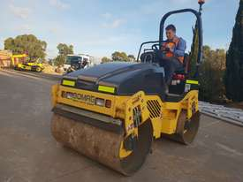 2013 BOMAG BW120AD-4 TANDEM ROLLER WITH 694 HRS - picture10' - Click to enlarge