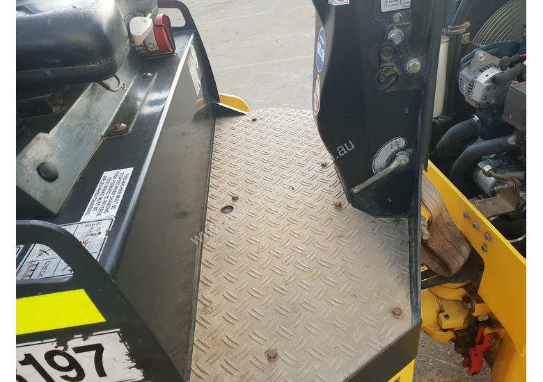 2013 BOMAG BW120AD-4 TANDEM ROLLER WITH 694 HRS