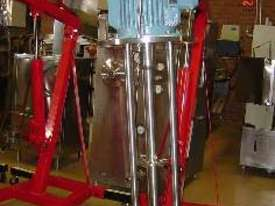 High Shear Batch Mixer/Emulsifier - picture0' - Click to enlarge