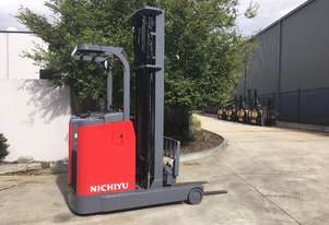 1.8T Battery Electric Stand Up Reach Truck