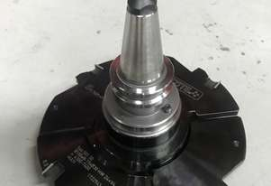 cnc accessories adjustable wood working trenching head.