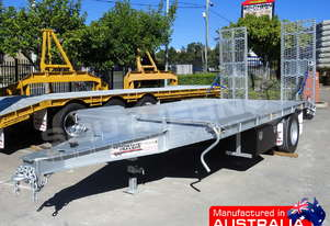 Single Axle Tag Trailer Custom 9 Ton ATTTAG