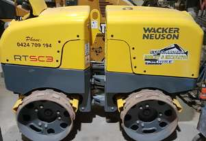Wacker Neuson TRENCH ROLLER RC3