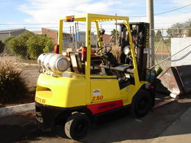 HYSTER H2.50DX LPG CONTINER MAST - picture0' - Click to enlarge
