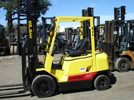 HYSTER H2.50DX LPG CONTINER MAST - picture4' - Click to enlarge