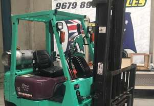 Mitsubishi Forklift CHEAP LOW HOURS