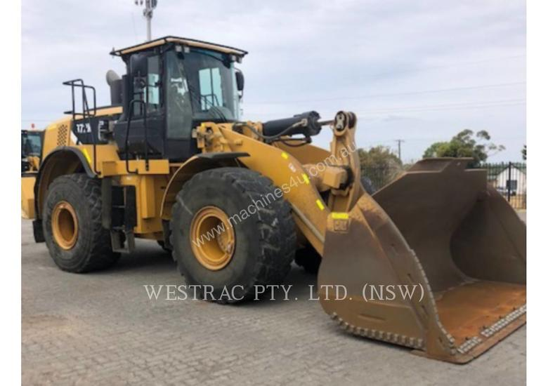 CATERPILLAR 972K Wheel Loaders integrated Toolcarriers