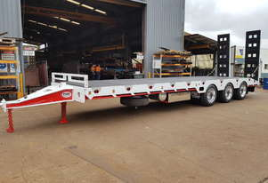 NEW 2020 FWR ELITE Tri Axle Tag Trailer with EBS