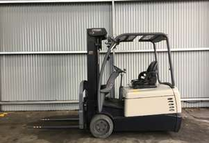 Electric Forklift Counterbalance SC Series 2011