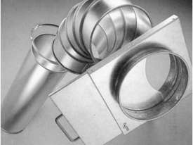 Hard and Flexible Modular Ducting - picture0' - Click to enlarge