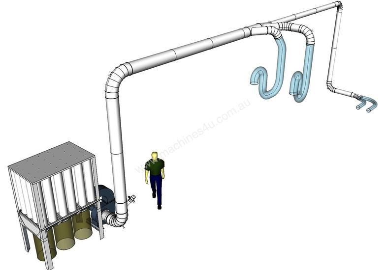 Hard and Flexible Modular Ducting