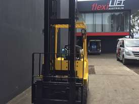 HYSTER H2.5 DX Counterbalance Forklift with Side-shift Refurbished & Repainted - picture0' - Click to enlarge