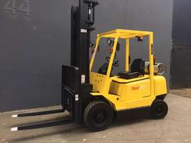 HYSTER H2.5 DX Counterbalance Forklift with Side-shift Refurbished & Repainted - picture1' - Click to enlarge