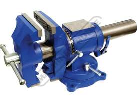 MPV-12 Multi Purpose Cast Iron Bench Vice & Vice Brake Package Deal 125mm Rotating Head & Swivel Bas - picture3' - Click to enlarge