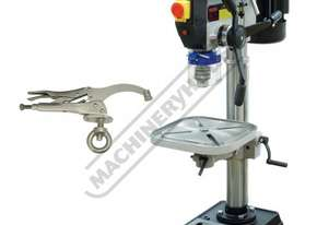 BD-360 Bench Drill & Clamp Package Deal 20mm Drill Capacity 2MT